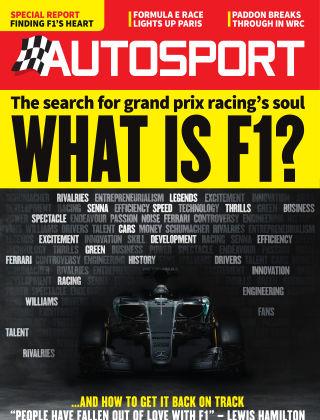 Autosport 28th April 2016