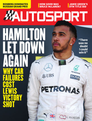 Autosport 5th May 2016