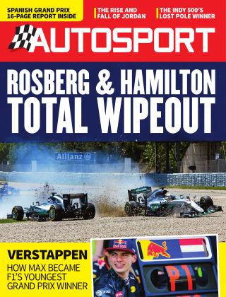 Autosport 19th May 2016
