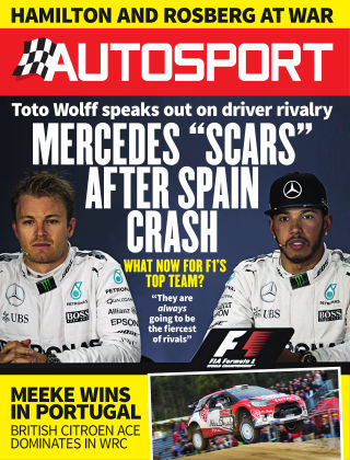 Autosport 26th May 2016