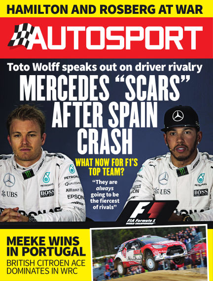 Autosport May 26, 2016 00:00