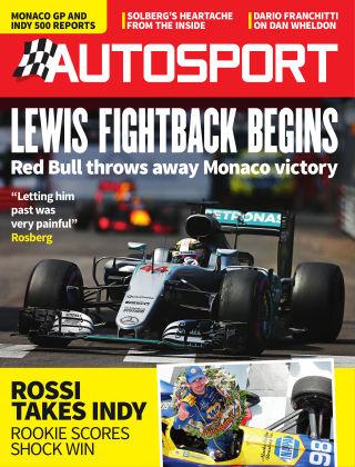 Autosport 2nd June 2016