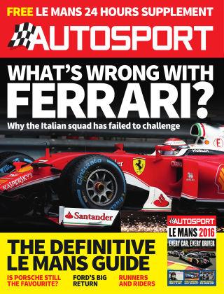 Autosport 9th June 2016