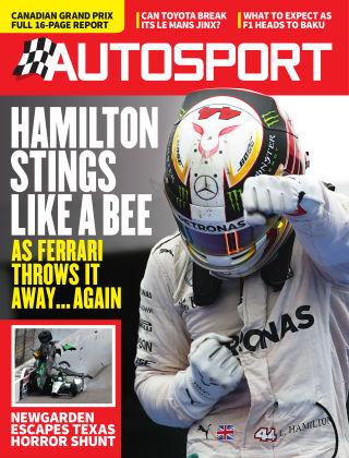 Autosport 16th June 2016