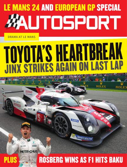 Autosport June 23, 2016 00:00