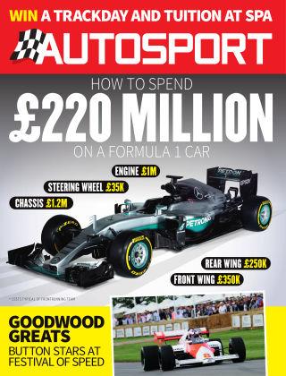 Autosport 30th June 2016