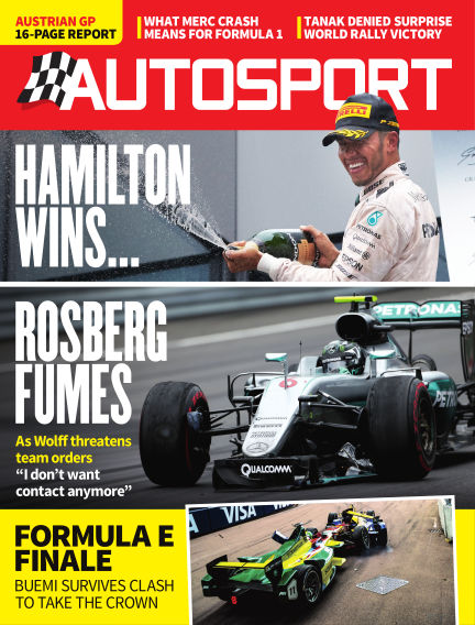 Autosport July 07, 2016 00:00