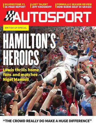 Autosport 14th July 2016
