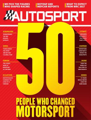 Autosport 21st July 2016