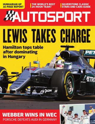 Autosport 28th July 2016
