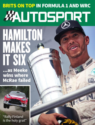 Autosport 4th August 2016
