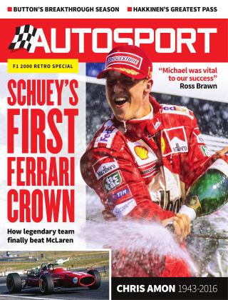 Autosport 11th August 2016
