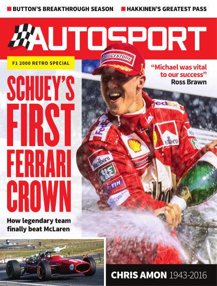 Autosport August 11, 2016 00:00