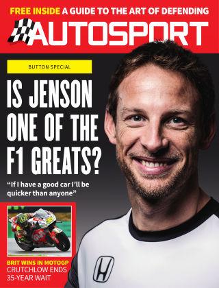 Autosport 25th August 2016