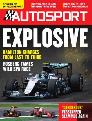 Autosport 1st September 2016