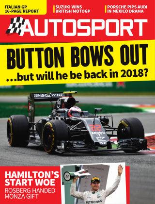 Autosport 8th September 2016