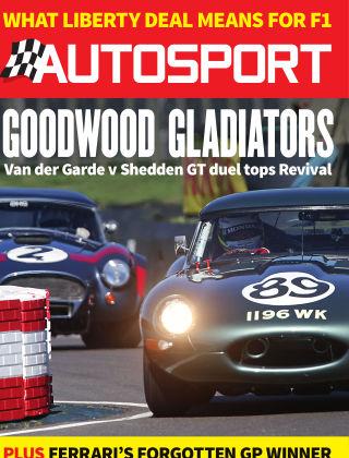 Autosport 15th September 2016