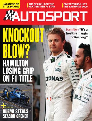 Autosport 13th October 2016