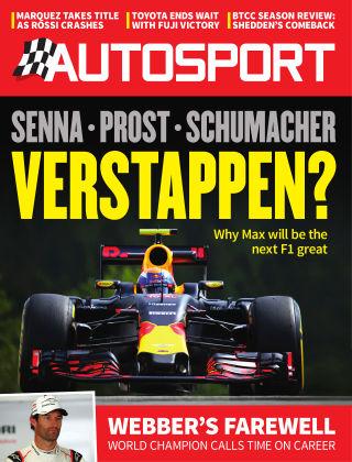 Autosport 20th October 2016