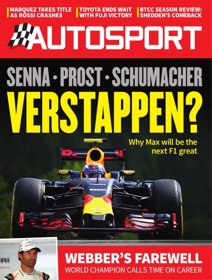 Autosport October 20, 2016 00:00