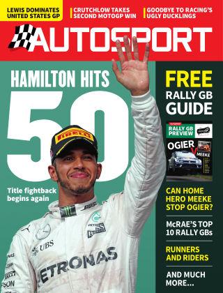 Autosport 27th October 2016
