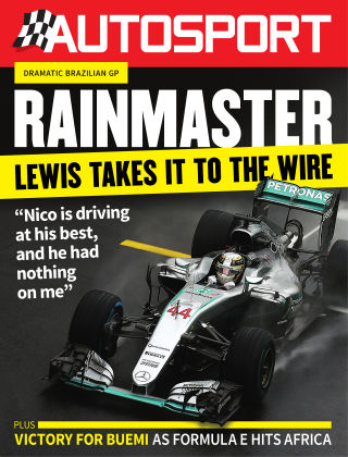 Autosport 17th November 2016