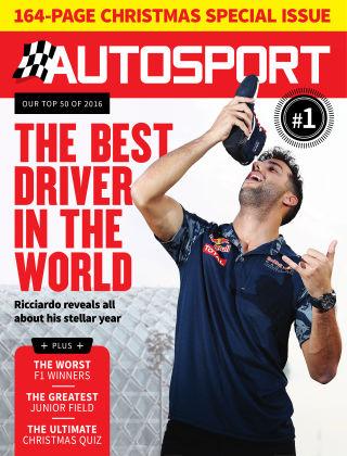 Autosport 15th December 2016