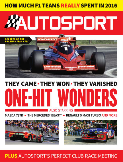 Autosport December 29, 2016 00:00