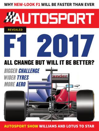 Autosport 5th January 2017