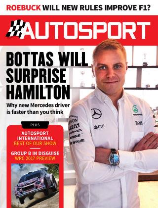 Autosport 19th January 2017