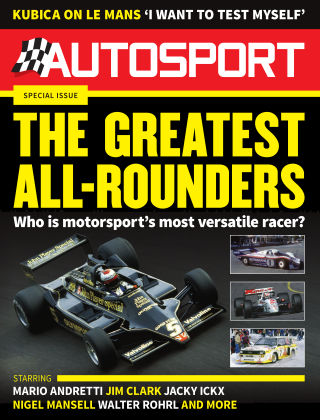Autosport 9th February 2017
