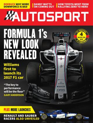 Autosport 23rd February 2017