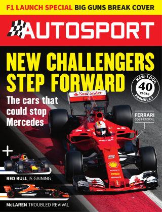 Autosport 2nd March 2017