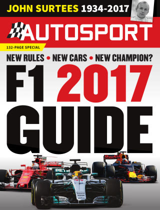 Autosport 16th March 2017