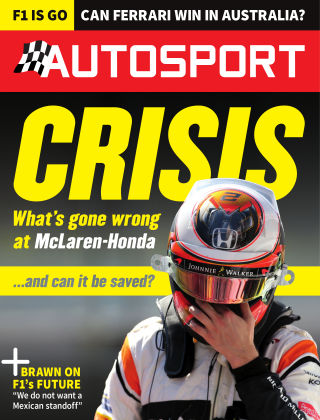 Autosport 23rd March 2017