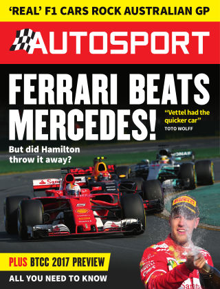 Autosport 30th March 2017