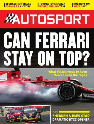 Autosport 6th April 2017