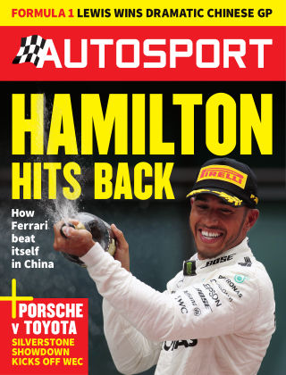 Autosport 13th April 2017