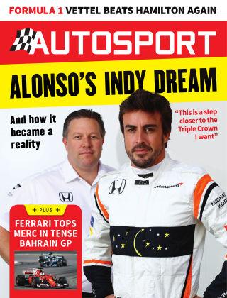 Autosport 20th April 2017