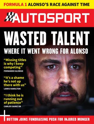 Autosport 27th April 2017