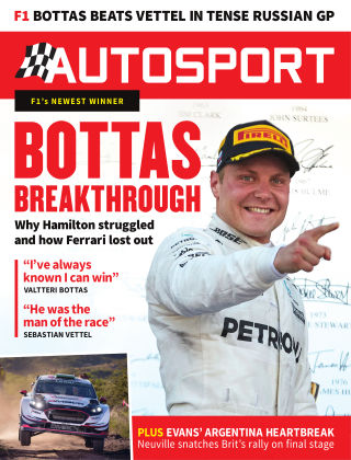 Autosport 4th May 2017