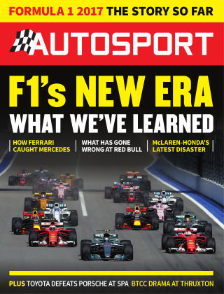 Autosport 11th May 2017