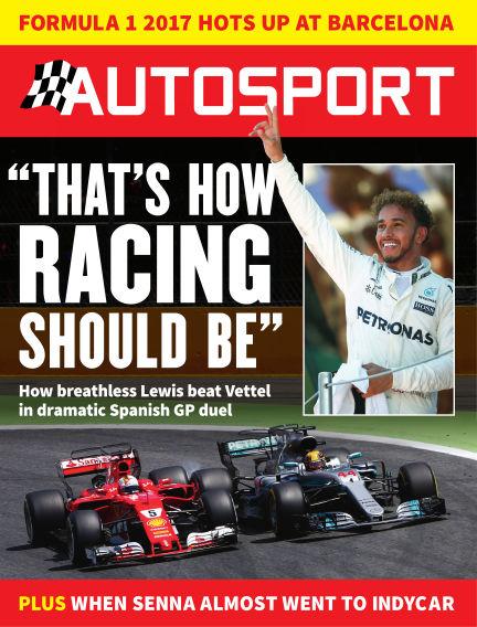 Autosport May 18, 2017 00:00