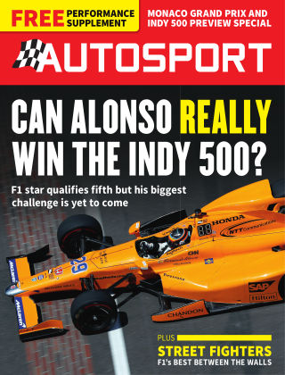 Autosport 25th May 2017
