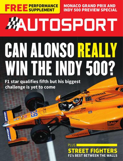 Autosport May 25, 2017 00:00