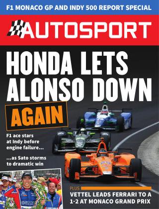 Autosport 1st June 2017