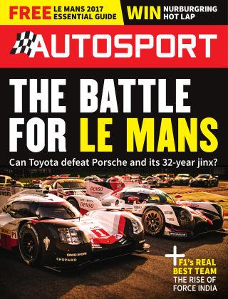 Autosport 8th June 2017