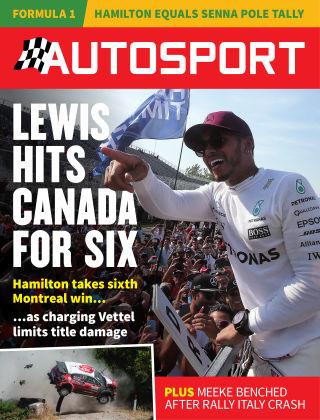 Autosport 15th June 2017