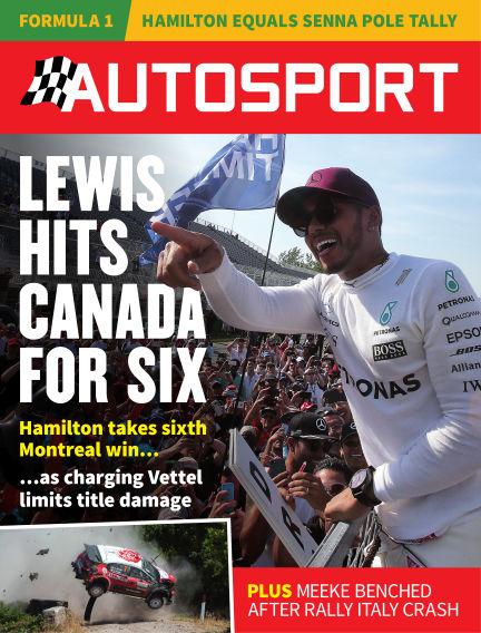 Autosport June 15, 2017 00:00