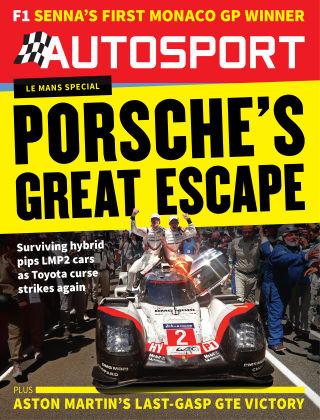 Autosport 22nd June 2017